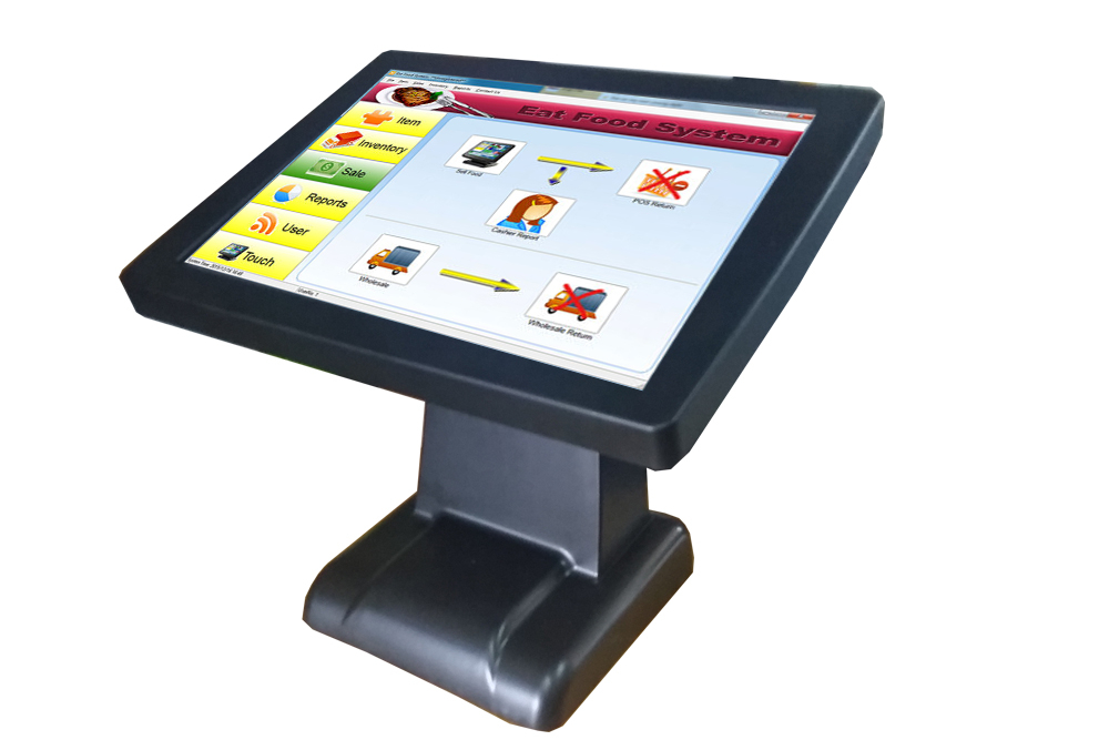Free Shipping Pos All In One Pos Terminal Cash register Pc Point Of Sale Pos System POS2120